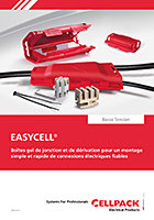 Cellpack EASYCELL®  Boîtes gel